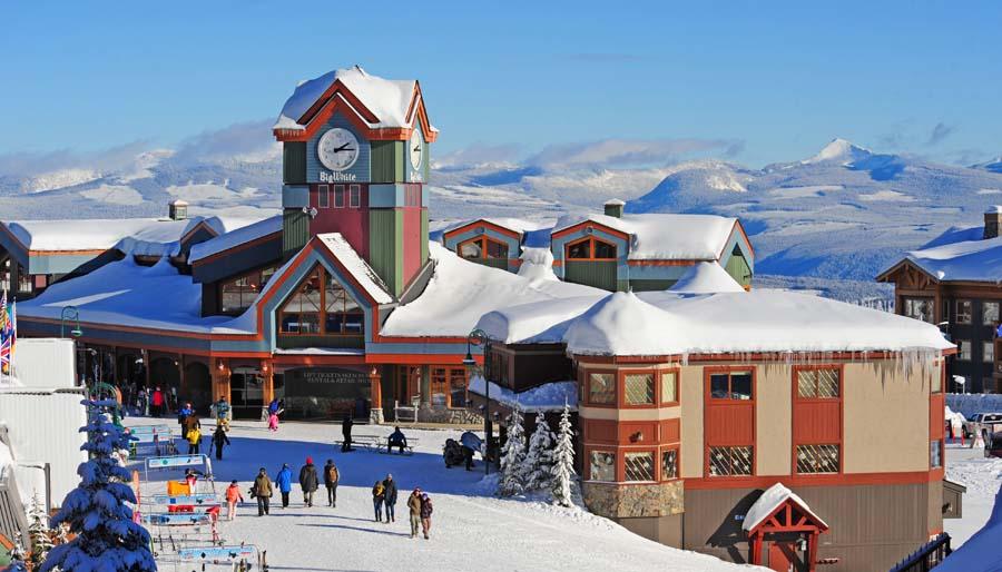 Resort Big White