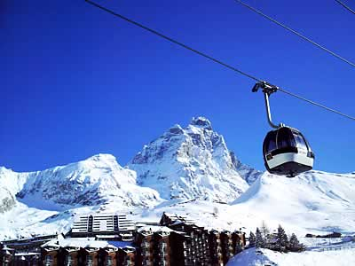 Resort Cervinia