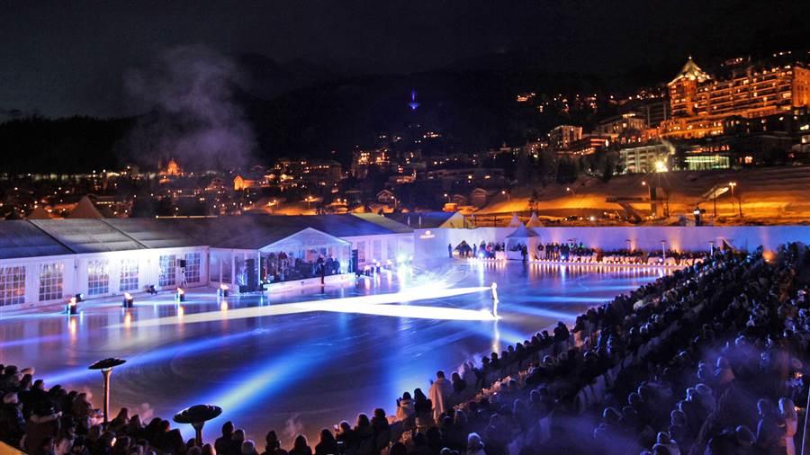 Resort St Moritz