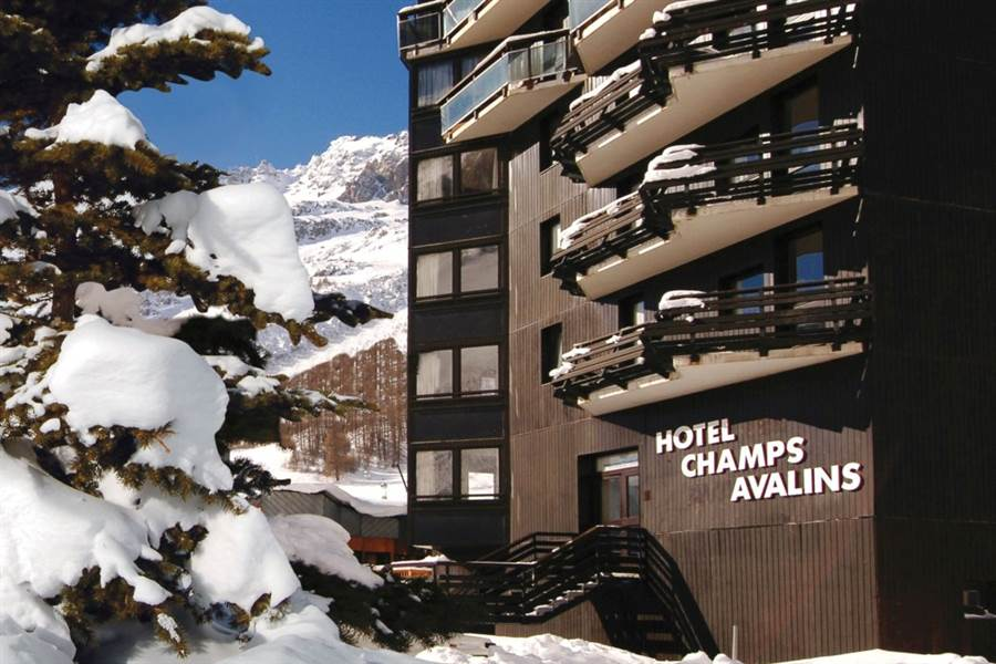 Chalet Hotel Champs Avalins