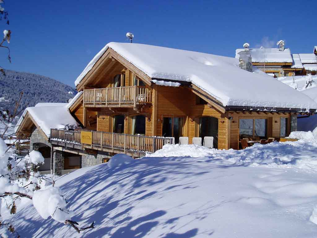 Chalet Le Lapin Blanc Meribel luxury ski chalets in meribel france with luxury ski chalets