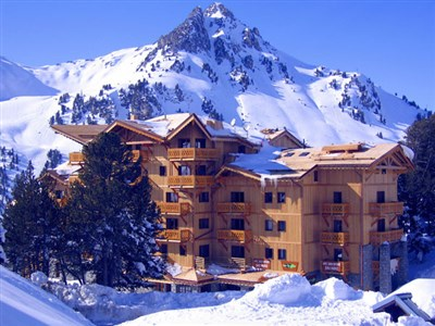 Les Arcs Ski Chalets in France with Interactive Resorts