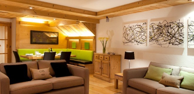 Aspen Lodge Larch Suite 6