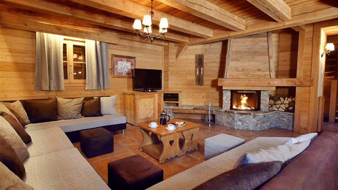 La Chapelle - Living Area