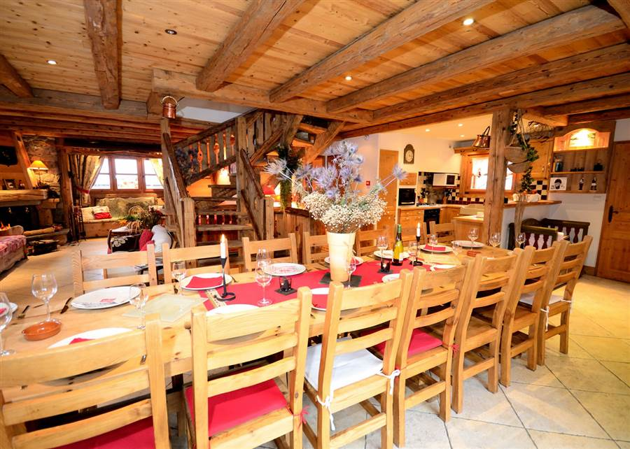 Jardin D Angele | Courchevel Ski Resort | Catered Ski Chalets