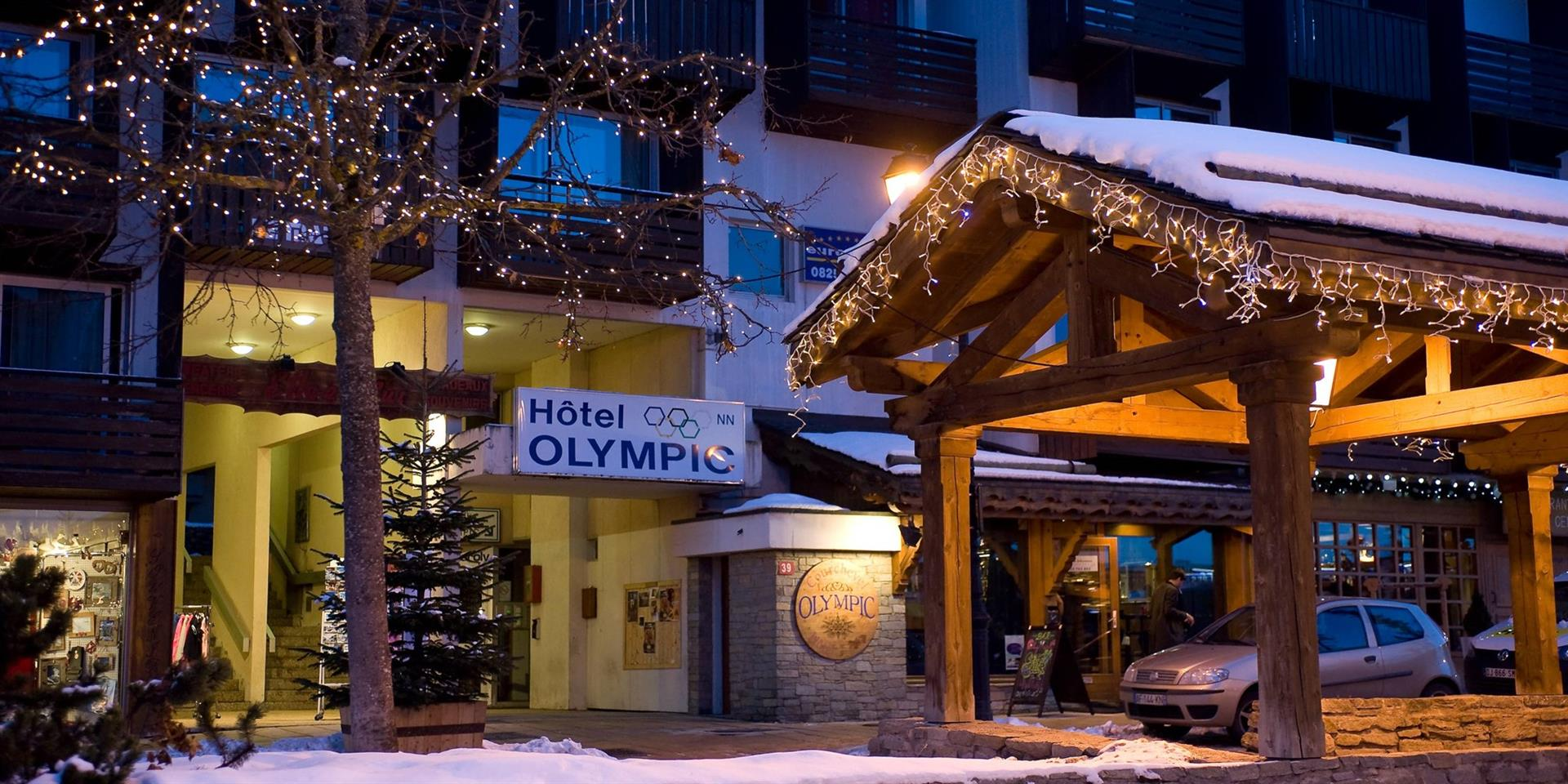 Hotel Olympic 1850