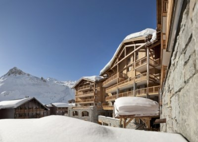 Residence Le Telemark Apartments