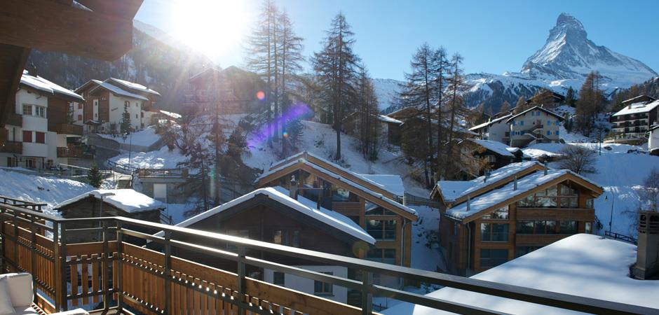 Aria - View from Chalet