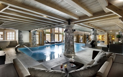 Chalet Arolle