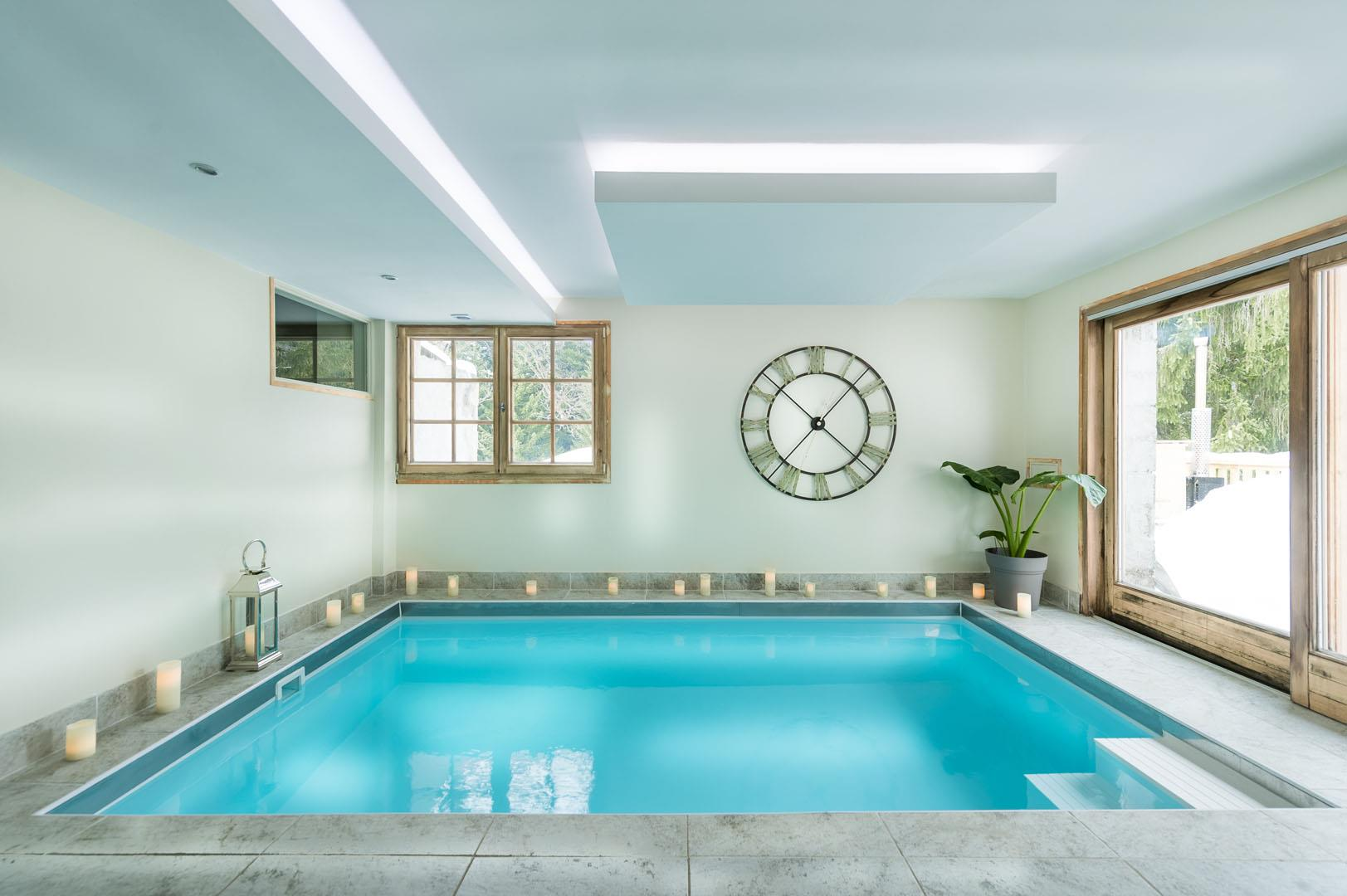 Le Grand Joux - Swimming Pool