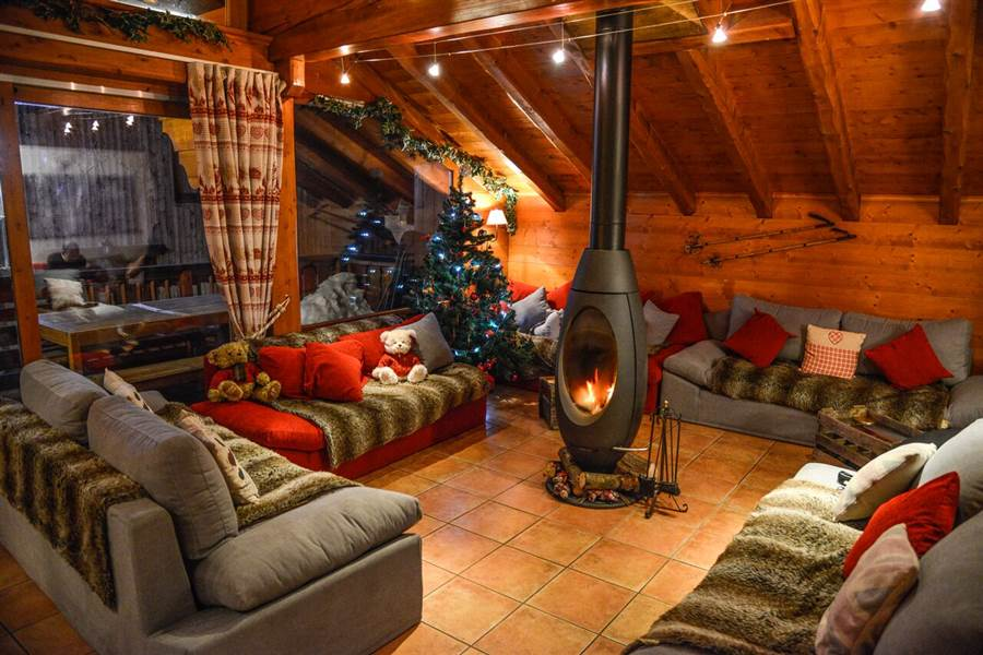 Chalet Flocon des Neiges