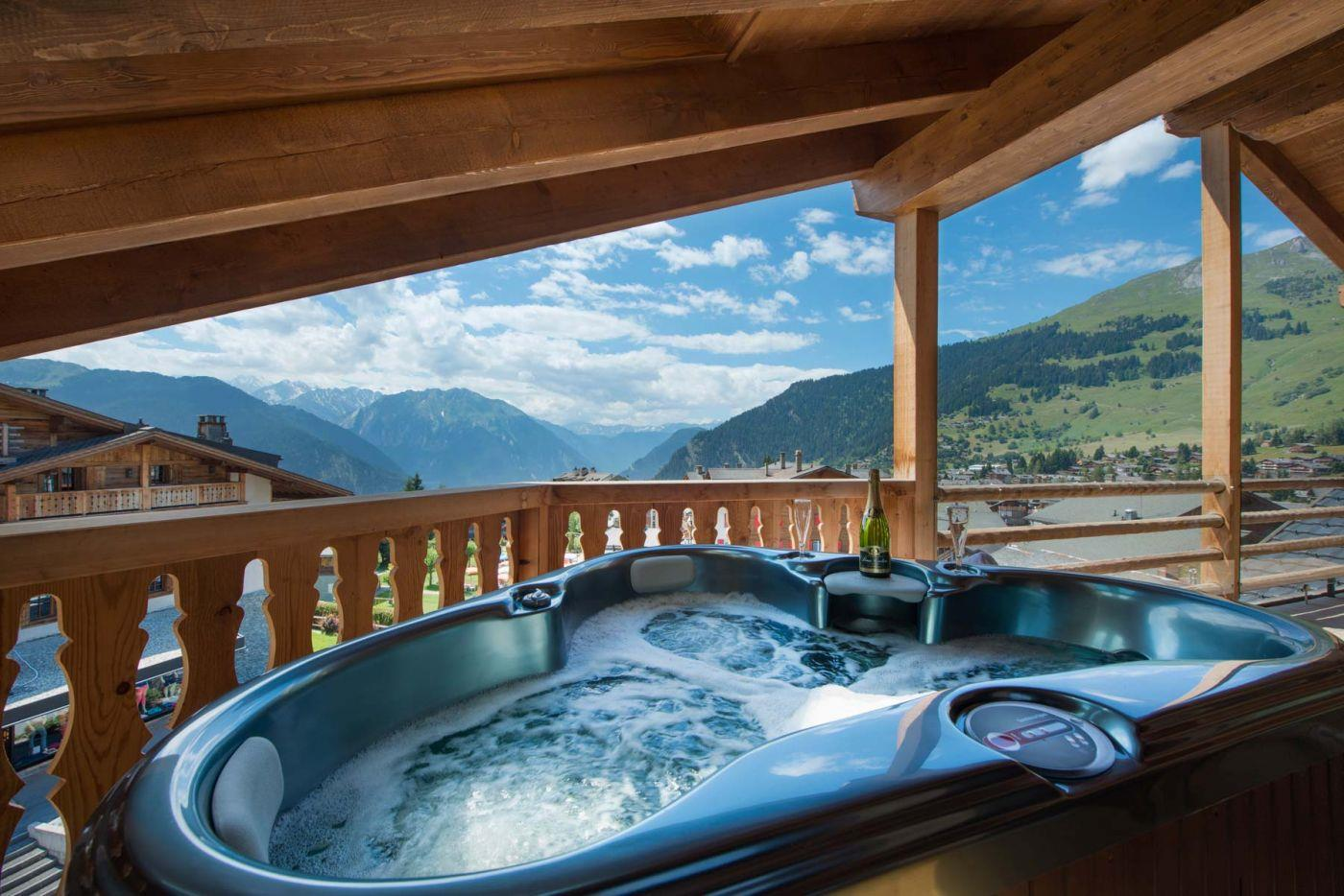No 5 Penthouse - Hot Tub