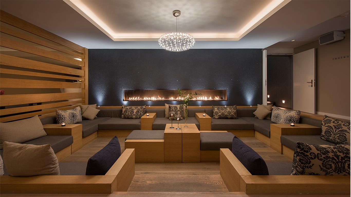 Hotel Nevai - Living Area