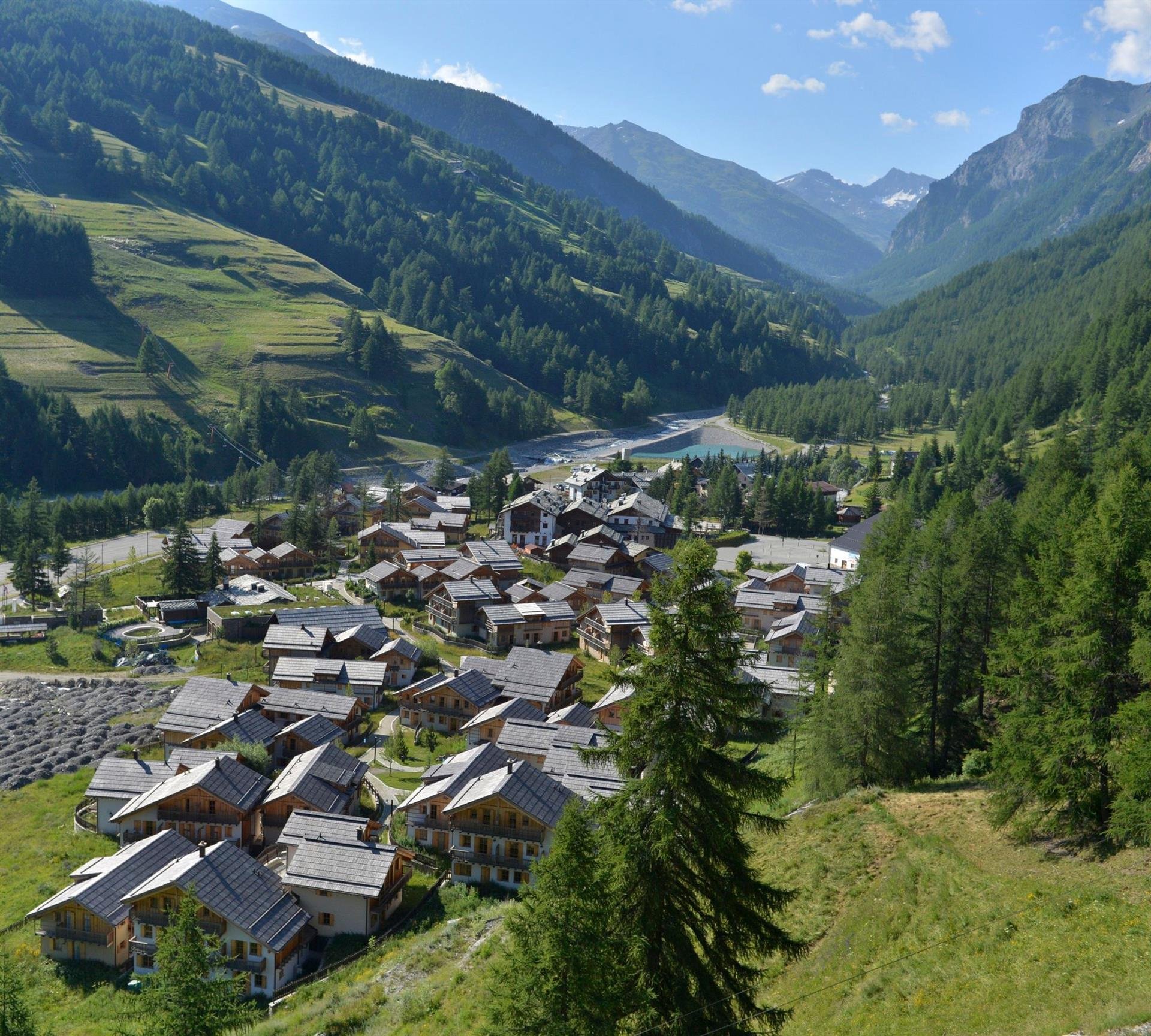 Club Med Pragelato Vialattea S in Pragelato, Italy from