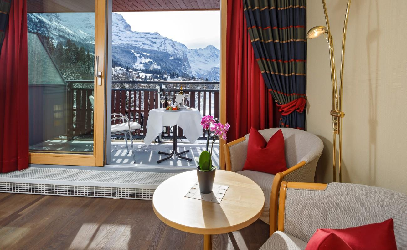 Hotel Beausite Park and Jungfrau Spa