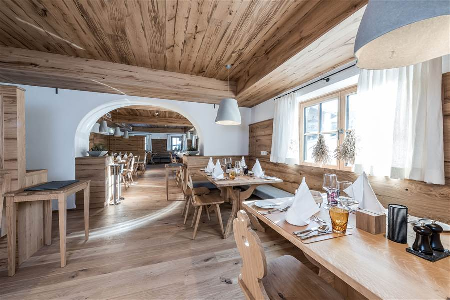Puradies in leogang from interactive resorts for Design hotel leogang