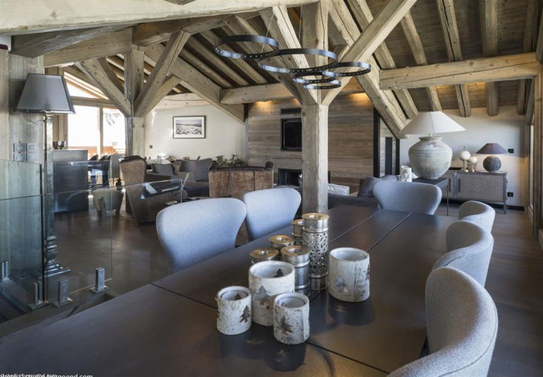 Chalet Colombe