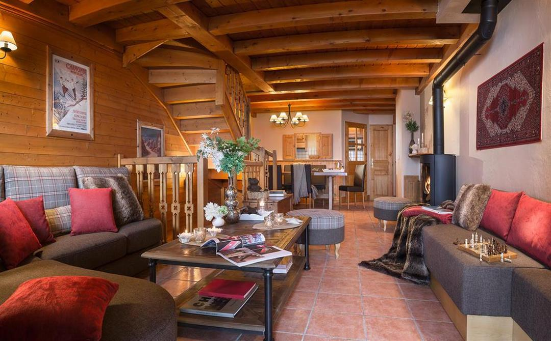 Chalet Sapiniere I