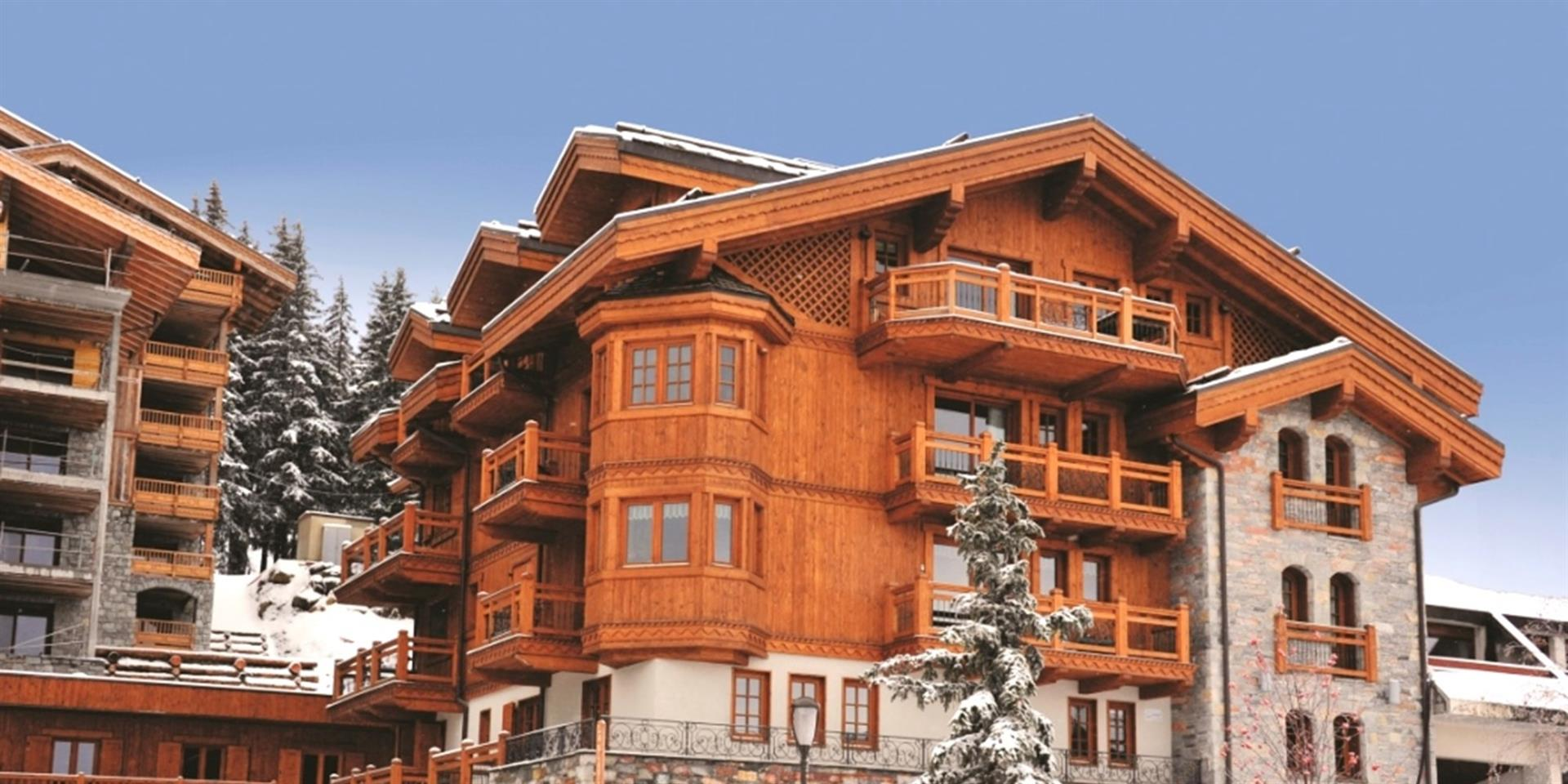 Chalet Vieille Forge