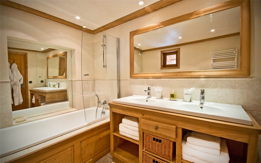 Bellevue - Bathroom