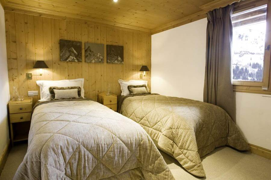Genepi - Bedroom