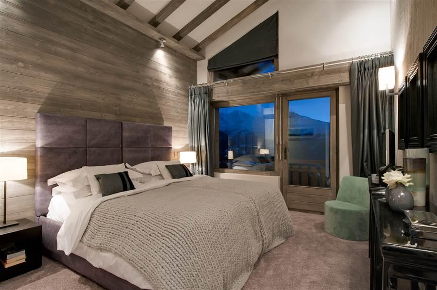 No 14 Verbier - Bedroom
