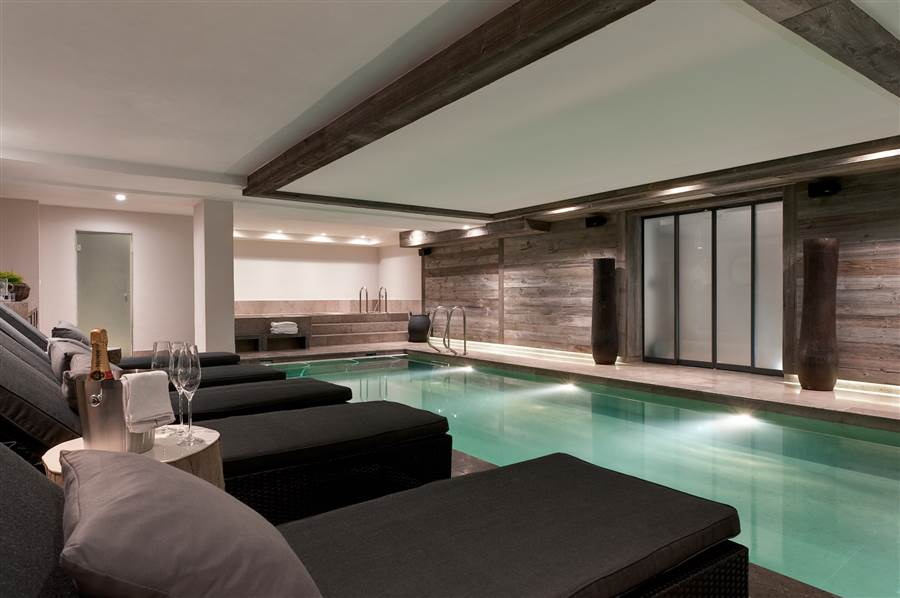 No 14 Verbier - Swimming Pool