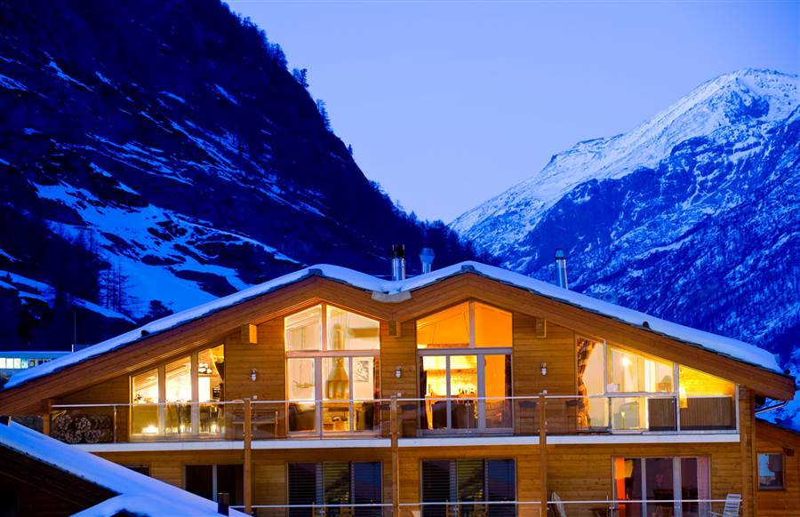 Zermatt Lodge - Exterior
