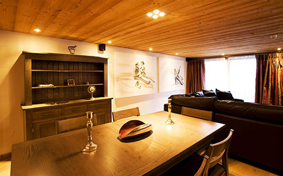 Valdez Suite - Dining Area
