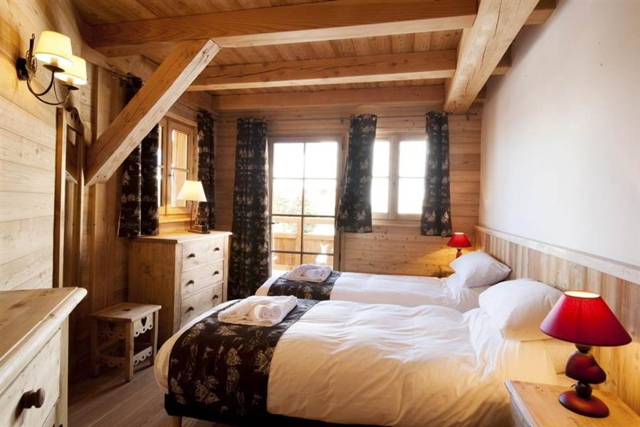 La Chapelle - Bedroom - Twin