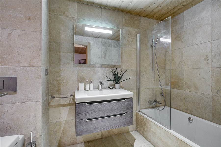 Bouquetin - Bathroom