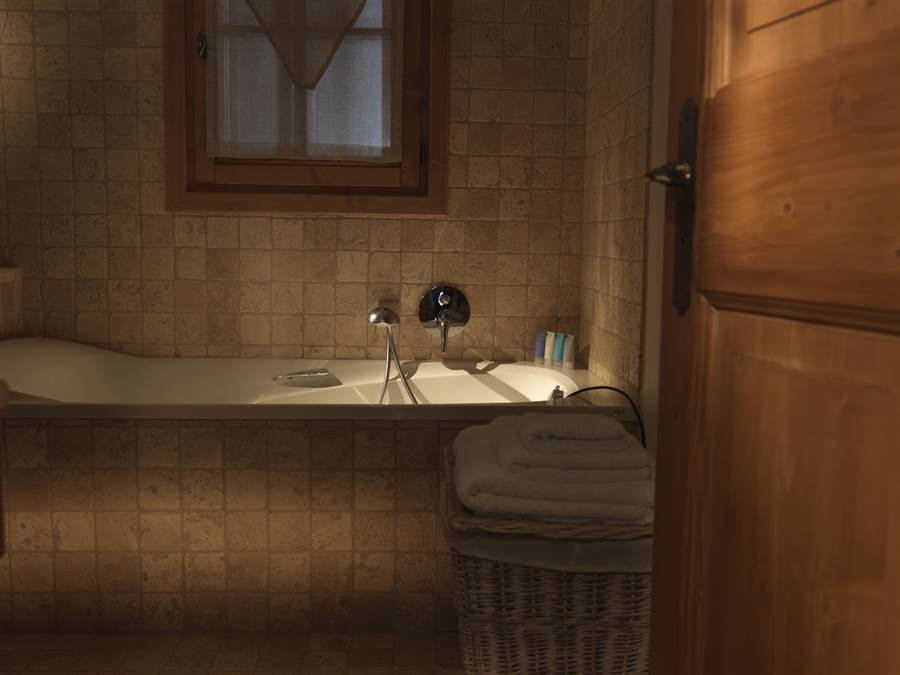 Marmotte Lodge - Bathroom