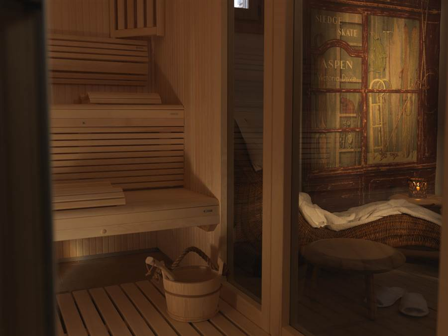 Marmotte Lodge - Spa & Shower
