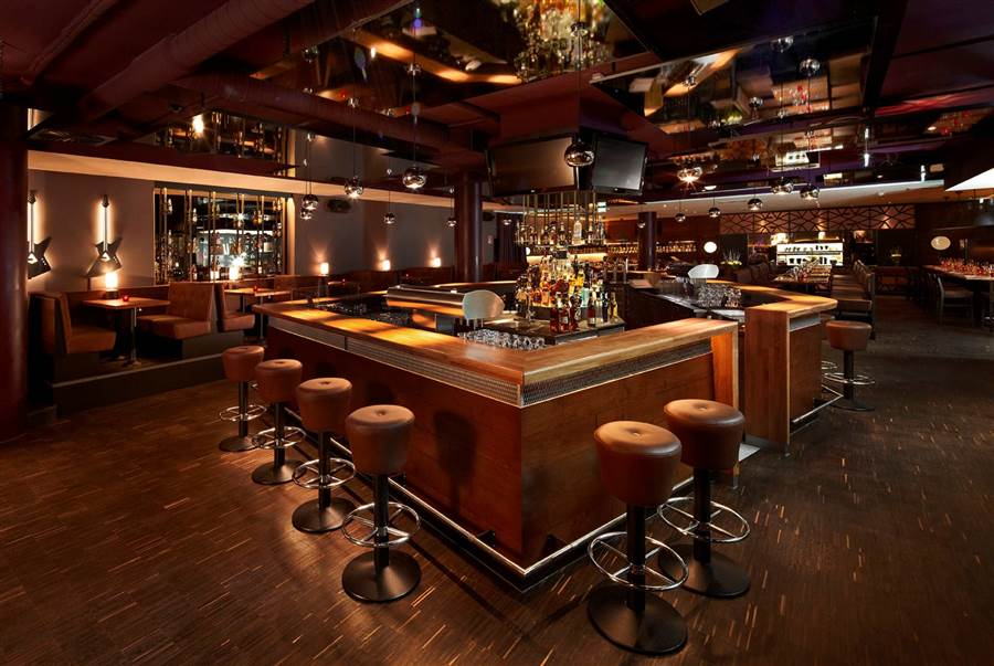 Anthonys Life and Style Hotel - Bar