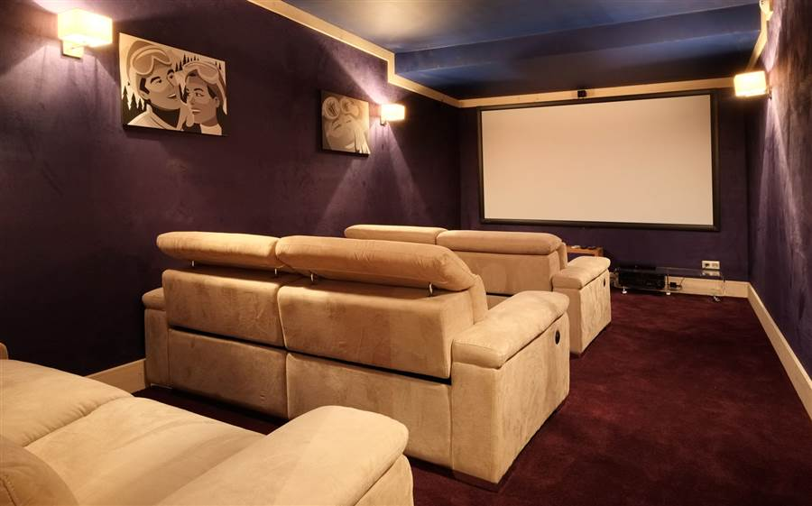 Bellacima Lodge - Cinema
