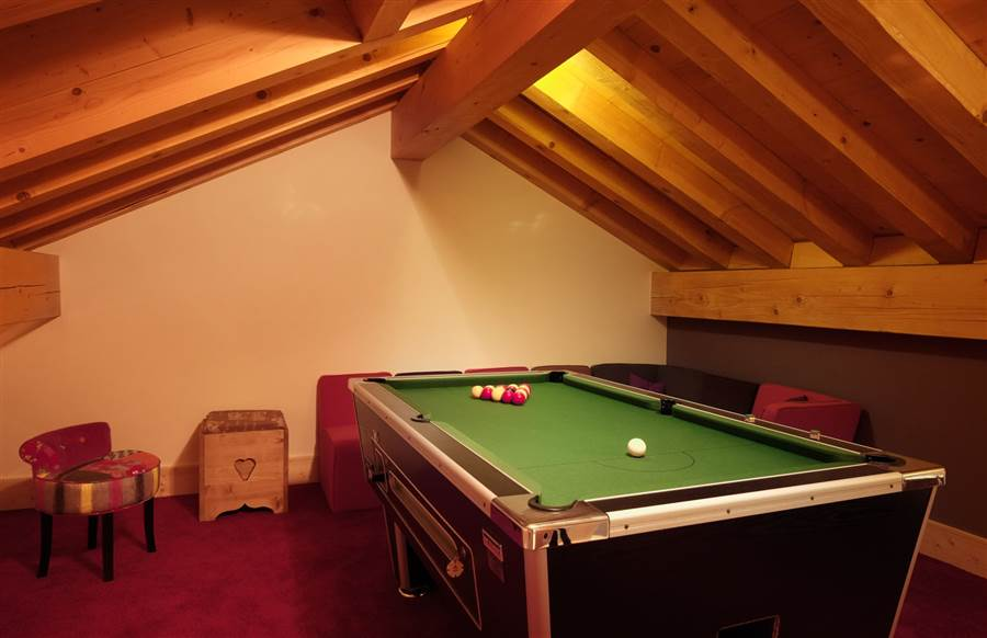 Bellacima Lodge - Games Room