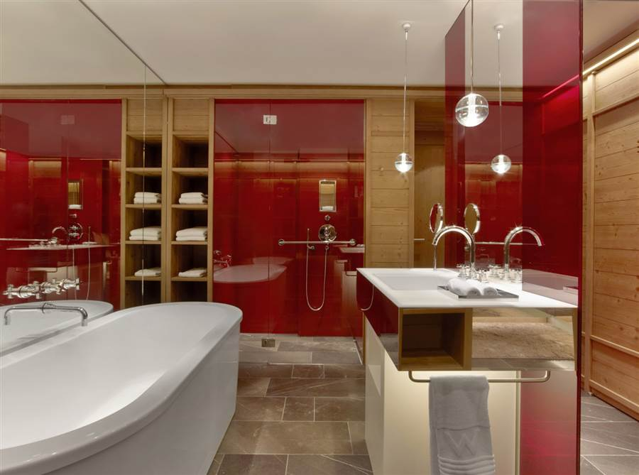 W Verbier - Bathroom