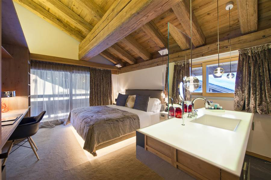 W Verbier - Bedroom