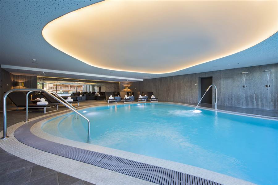 W Verbier - Swimming Pool