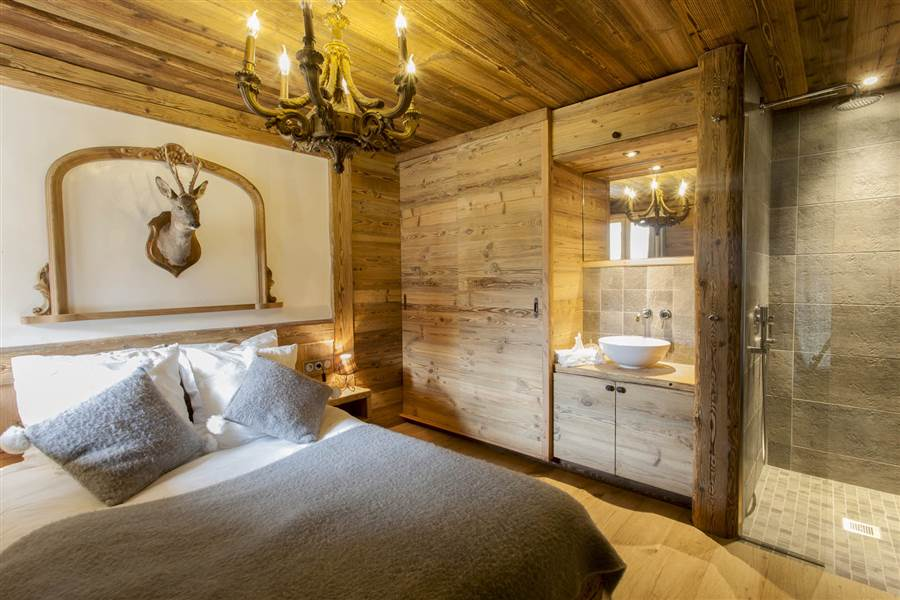 Arctic Lodge - Bedroom