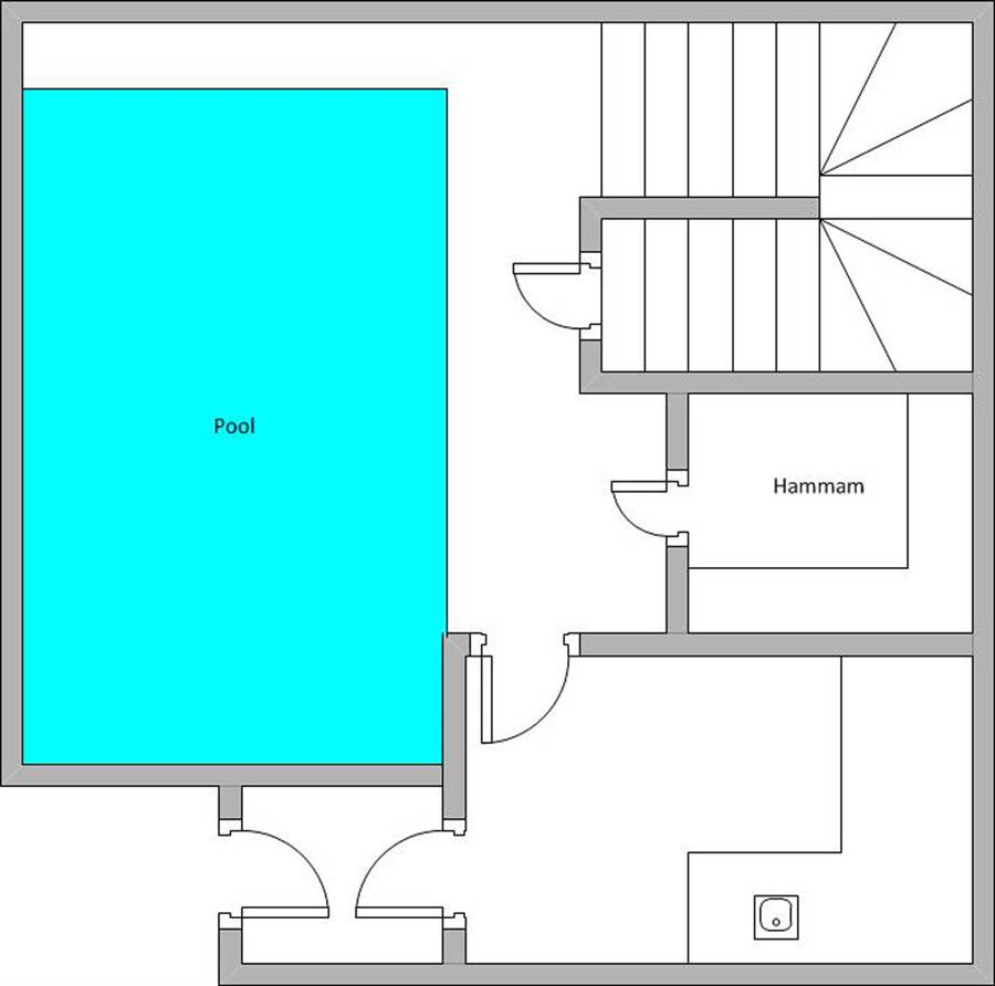 Face - Floorplan