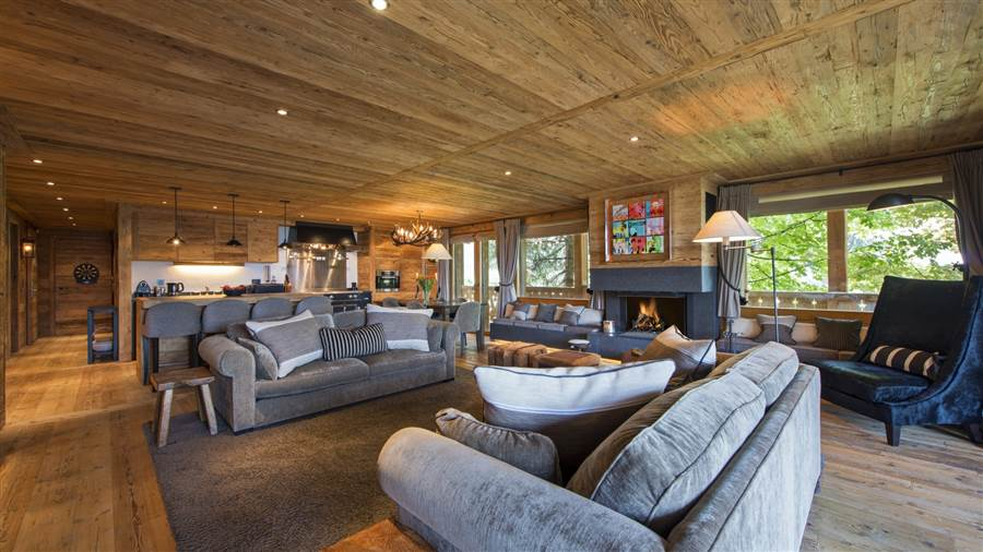 Mont - Living Area