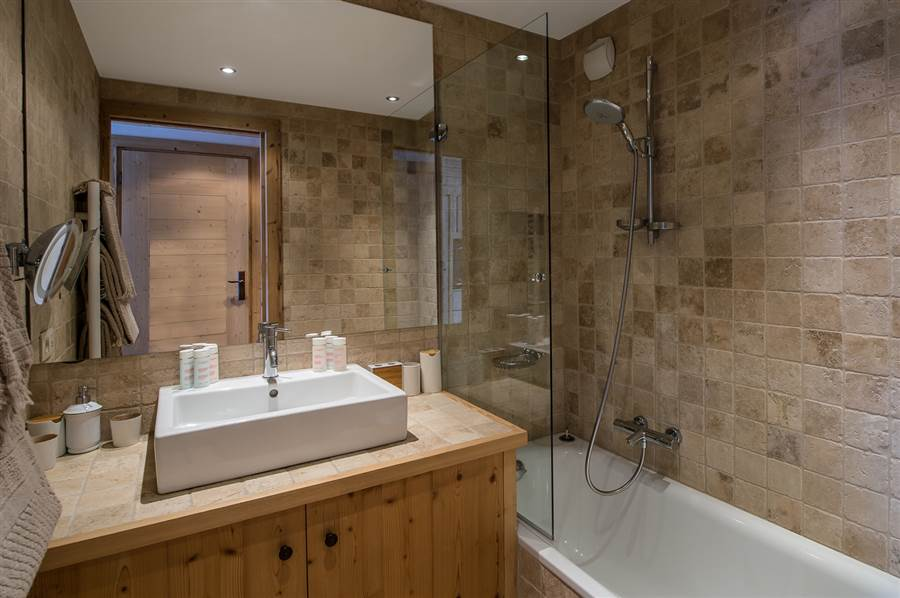 Balcons de Megeve - Bathroom