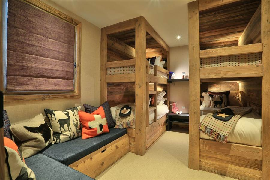 Carcajou - Bedroom - Bunk/s
