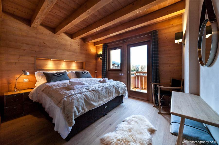 The Penthouse - Bedroom