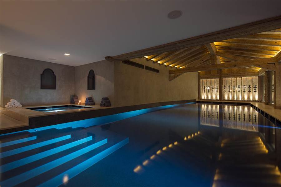 Cordelette Penthouse - Swimming Pool