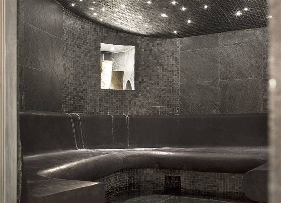 Colombe - Steam Room