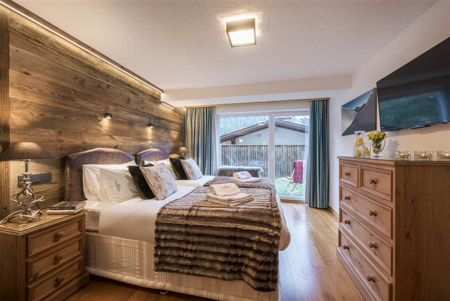 Chalet Narnia - Bedroom - Double