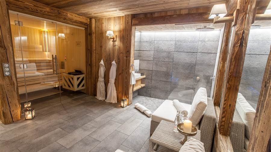 Barmettes 1 - Sauna, Spa & Shower
