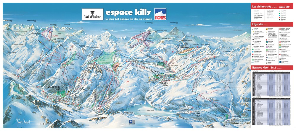 Val d'Is�re Piste